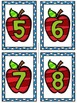 September Math Centers- Kindergarten