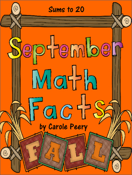 September Math Facts