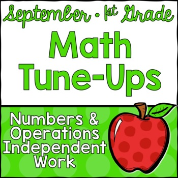 September Math First Grade