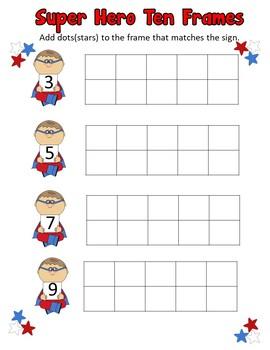 Kindergarten - Special Education-Math Daily Journal September