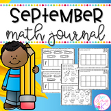 September Math Journal
