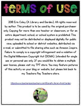 September Math Journal (Kindergarten - Common Core)