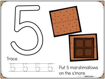September Math Mats