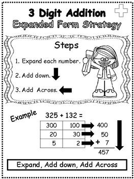 September Math Printables for Third Grade