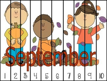September Math Puzzles