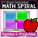 2nd Grade Math - September