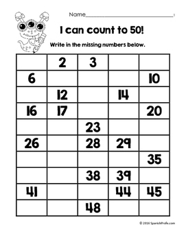 September Math Worksheets & Centers for First Grade (English) (Fall)