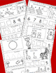 September Themed, Math Worksheets, Fall Themed Daily Math,
