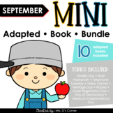 September Mini Adapted Book Bundle [10 books!] Digital + P