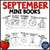 September Mini Books