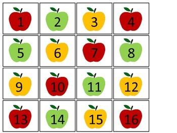 September Month themed Classroom Calendar Dates. Homeschool Bulletin Board Cale