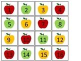 September Month themed Classroom Calendar Dates. Homeschoo