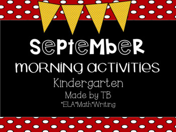 September Morning Activities