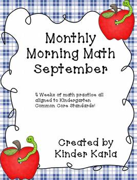 September Morning Math