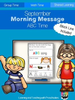 September Morning Message ABC Time