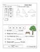 September Morning Work Fourth Grade Common Core Standards
