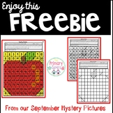 September Mystery Picture Freebie