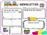 September Newsletter in English and Spanish