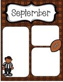 September Newsletters *Editable*