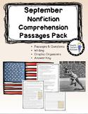 September Nonfiction Passages