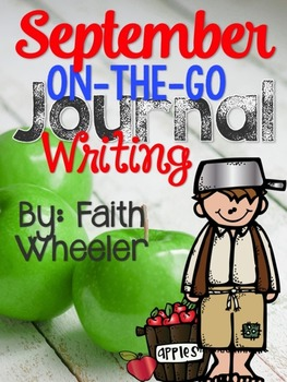 September On-The-Go Journal Writing