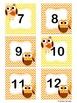 September Owl Calendar Cards and Headers (Fall Theme)