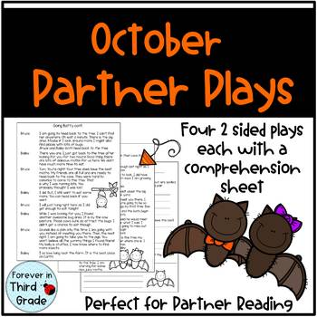 October Partner Plays