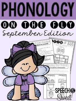September: Phonology on the Fly