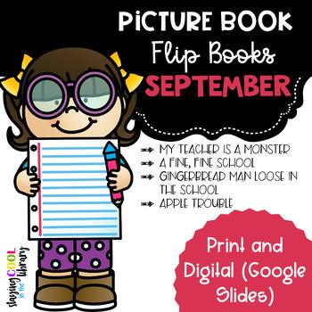 September Picture Book - Flip Book Set