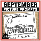 September Writing Picture Prompts