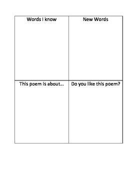 September Poems (Monthly Poetry Folders)