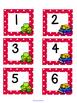 September Polka Dot Calendar Set