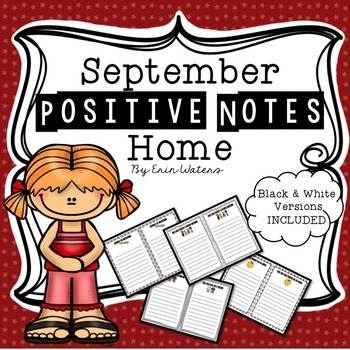 September Positive Notes Home