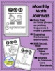 September Problems of the Month (POM) Math Pack - 5th Grade