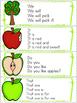 September Progressive Fluency Cards