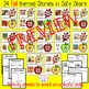 September QR Listening Center With Activity Sheets