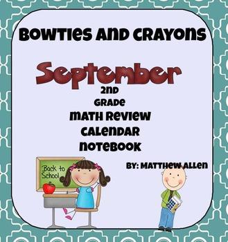 September Quick Math Review SMART Notebook File