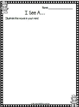 September Read and Respond: Emergent Readers and Comprehension Response Pages