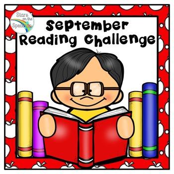 September Reading Challenge