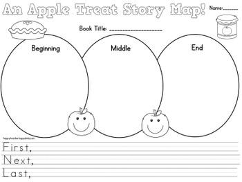 September Reading Comprehension: Apples, Fall
