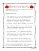 September Reading Intervention Kit
