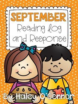 September Reading Printables