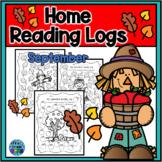 September Reading Logs