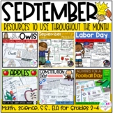September Resources to Use Throughout the Month