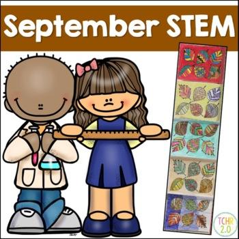 September STEM 10 Challenges Fall Autumn