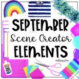 September Mockup Creator Elements