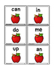 September Sight Word game - Fountas and Pinnell High Frequ