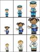 September Size Sorts - CCSS Aligned for Kindergarten