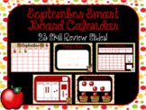 September Smart Board Calendar