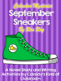 September Sneakers Novel Study
